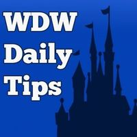Get a WDW tip pushed to your phone everyday!