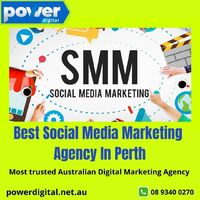 Best Social Media Marketing Agency in Perth  Power Digital - Best Social Media Marketing & Advertising Agency in Perth Works To Build Brand Awareness & Increase Traffic To Your Website To Generate Leads & Increase Sales Through Social Media ...