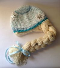 Princess Elsa Hat Inspired by Elsa from Frozen