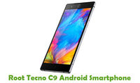 How To Root Tecno C9 Android Smartphone
