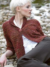 FREE CARDIGAN Pattern Design Nine.