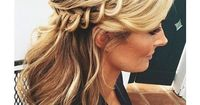 Maid of honor updo I'm so doing this for my sister's wedding!