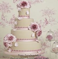 Posts Similar To Beautiful Rose Wedding Cake By Peggy Porschen