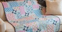 Scattered Stars Quilt KitFeaturing Seaworthy by Jack and Lulu - Seaworthy - Dear Stella Fabrics | Fat Quarter Shop