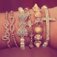 """The latest craze to hit Instagram and Tumblr is the """"Arm Party"""". If you have no idea what I'm talking about, let me explain. It used to be unseemly to wear more"""