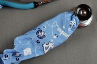 Stethoscope Cover - North Carolina Tar Heels $7.99