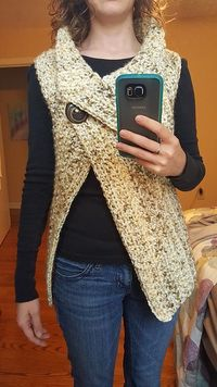 This Crochet Button Up Cowl Pattern Collection has lots of ideas you will love. Check them all out now and be sure topostyour favourites.