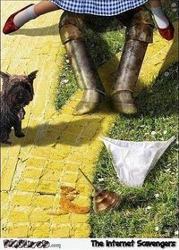Dorothy and the tin man adult humor #funny #humor #lol #adulthumor #PMSLweb