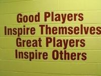Inspire each other, that's what makes us great volleyball players