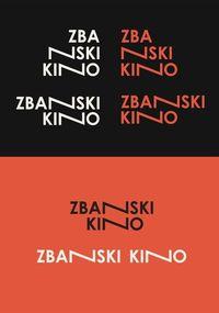 Zbanski Kino identity by Eiko Ojala, via Behance