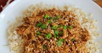 Slow Cooker Sesame Chicken Recipe #recipe #slow cooker #crockpot
