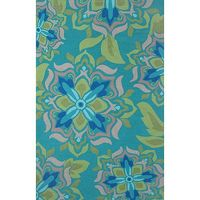Andalucia Green Rug from PoshTots