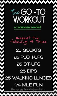 The-Go-To-Workout
