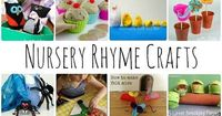 Nursery Rhyme Crafts & Activities