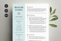How to Design a Resume ~~ The most important component of your job application is your resume. Not only is a resume a chance to showcase your experience, but it