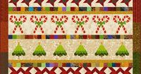 Make a Keepsake Quilt with the Christmas Row Quilt Pattern: Make a Christmas Row Quilt
