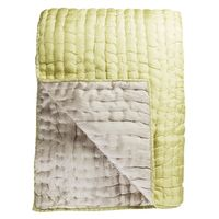Designers Guild Chenevard Silver & Willow Quilt & Shams $655.00