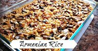 Armenian Rice - You are going to want to try this!