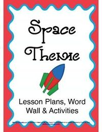 This is a one week preschool theme. The whole week focuses on Space. This includes the lesson plans, sheets that describe the activities, handwriting practice (D'Nealian and Block), word wall cards, a guided reading book, and more
