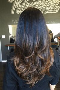 There are so many long haircuts that your hair stylist can offer you, but which one to choose? Well, we would like to advise you to opt for the layered cut. Thu