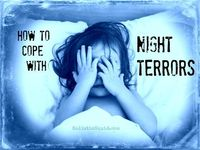 How to Cope with Night Terrors - Holistic Squid
