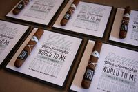 Bridal Party Invite by Kristy Griffiths, via Behance