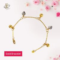 Add sleek stylish look to your wrists with this bracelet.