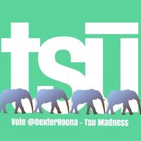voting for your Tsu Madness Champion starts tomorrow 10am Eastern - 25th June ..... we need your vote...... if you are going to support us then please tag your username onto this post so i can mention you on the promotion page when we are live