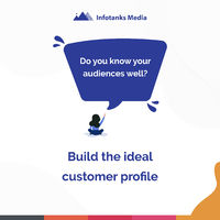 We help you build the ideal customer profile or buyer persona with our Account-based marketing strategies
