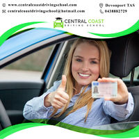Central Cost Driving School is the best Driving school for both male and female.