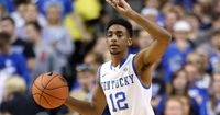 Ryan Harrow has been ruled out for the Kentucky Wildcats' Tuesday-night matchup against Duke. Dick Vitale tweeted at 8 p.m...