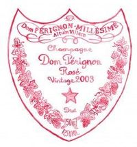 Dom Pérignon 2003 Rose by The Selby « the selby
