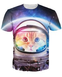 Space Cat T-Shirt $22.97
