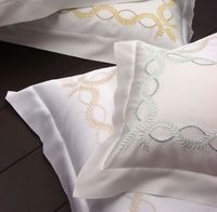 Diana Embroidery Bedding by Dea Linens $398.00