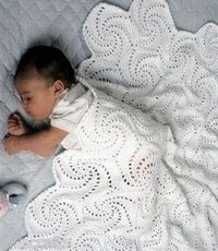 baby blanket - twirling pinwheels Ravelry link: http://www.ravelry.com/patterns/library/twirling-pinwheels Leisure Arts ebook link: http://www.leisurearts.com/products/our-best-baby-afghans-ebook.html