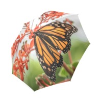 Monarch Butterfly Dreams Foldable Umbrella