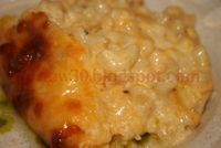 My Special Occasion Holiday Macaroni and Cheese, from Deep South Dish. (Velveeta, Cheddar, Jack Cheese, more.) #mac