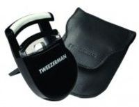 Tweezerman Pocket Eyelash Curler with Leather Case This special edition Tweezerman Pocket Eyelash Curler with luxurious leather case is perfect for taking with you everywhere you go. The rounded non-la http://www.comparestoreprices.co.uk/make-up/tweezerma...