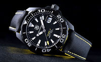 TAG Heuer Aquaracer 300M Calibre 5 Watch WAY218A.FC6362 Born For Sports