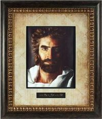 Akiane Collection: Prince of Peace was painted by world-renowned child prodigy Akiane Kramarik when she was only eight years old. Featured in the bestselling book Heaven is for Real, it was this image of Jesus that young Colton Burpo claimed accurately re...