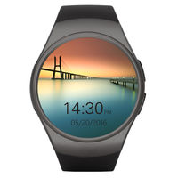 Kospet kt18 1.3' 2G Watch Phone TF Card Extension WIFI GPS Voice Search Weather Forecast Smart Watch