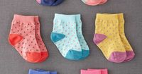 7 Pack Sock Box. You can never have too many socks and these are cute.