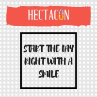 Happy Saturday! Get an Amazing 20% Discount with Hectacon (https://www.hectacon.com/) in this Special Week.