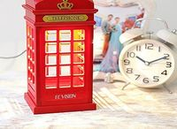 ECVISION Retro London Telephone Booth Designed USB Charging LED Night Light Rechargeable Batteries LED Touch No description (Barcode EAN = 6925249706923). http://www.comparestoreprices.co.uk/telephone-accessories/ecvision-retro-london-telephone-bo...