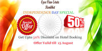 Hotel Open View Estate Ranikhet Independence Day Offer!!!!