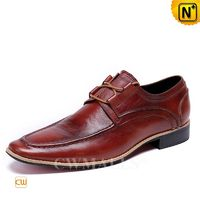 Men Leather Shoes   CWMALLS® Men Leather Lace-up Shoes CW708207[Patented Design, Father's Day Gifts]