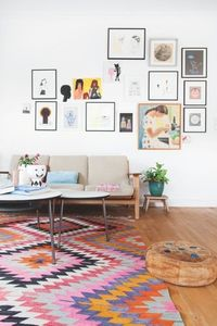 colorful rugs, rugs and illustrators.