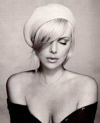 Charlize Theron...just beautiful