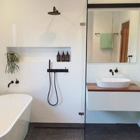 115 Extraordinary Small Bathroom Designs For Small Space 093