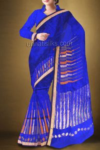 online shopping handloom mysore silk cotton sarees are available at www.unnatisilks.com